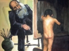 Le vieux peintre