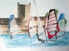 Fort Vauban à Fouras