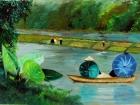 Sur le Mekong