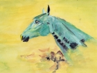 Le cheval d'Henri