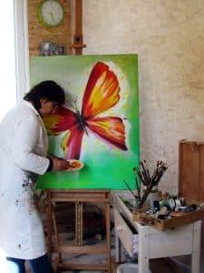 Pauline Chouteau exposition